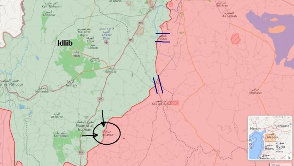 Syrien: Söldner greifen Regierungstruppen in Idlib an