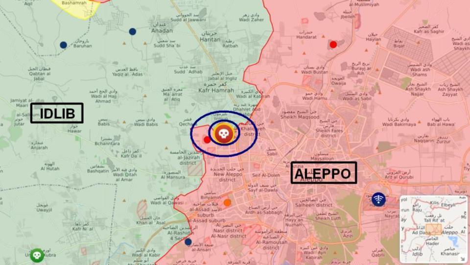 Söldner in Syrien töten vier russische Geheimdienst-Offiziere