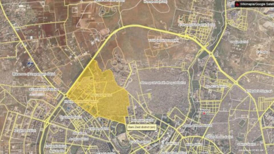 Aleppo: Islamisten-Söldner räumen Niederlage im Norden ein