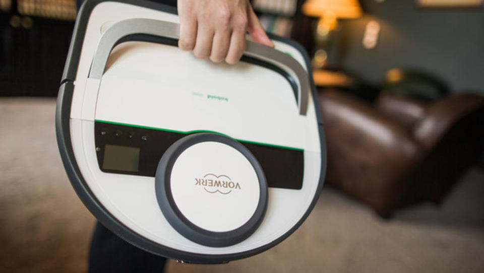 Miele sucht mit neuem Back-Roboter Anschluss an die Marktführer aus Übersee