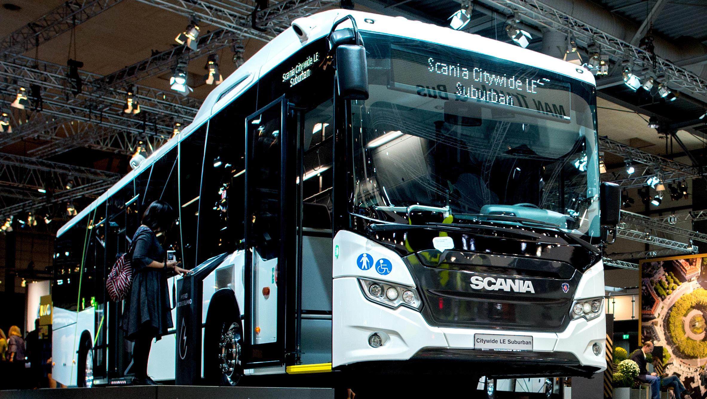 Auftragsboom bei Scania lässt VW-Nutzfahrzeugholding hoffen