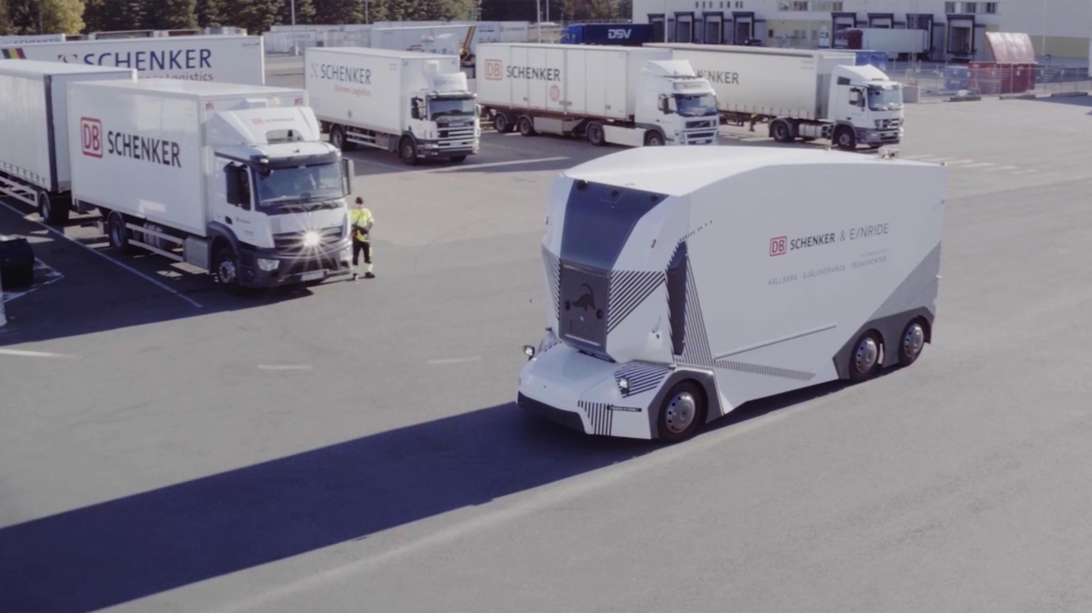 Erster autonom fahrender Laster erhält Straßen-Zulassung