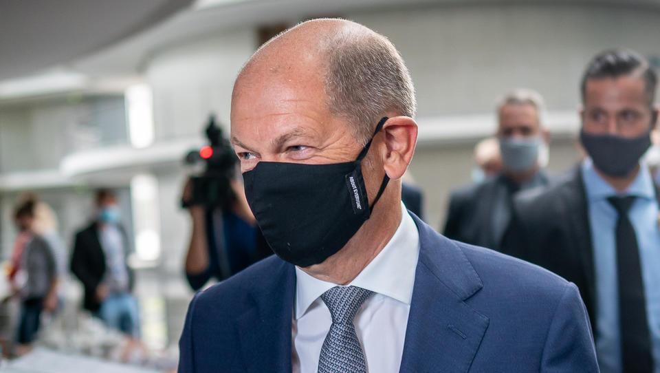 Scholz kann sich an Treffen mit Warburg-Banker schlecht erinnern