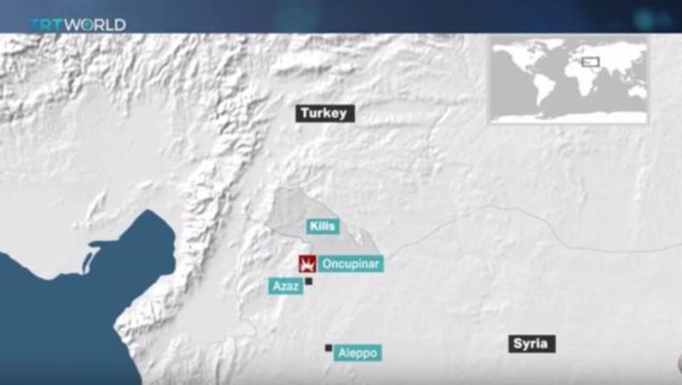 Türkei meldet Raketen-Angriff aus Syrien