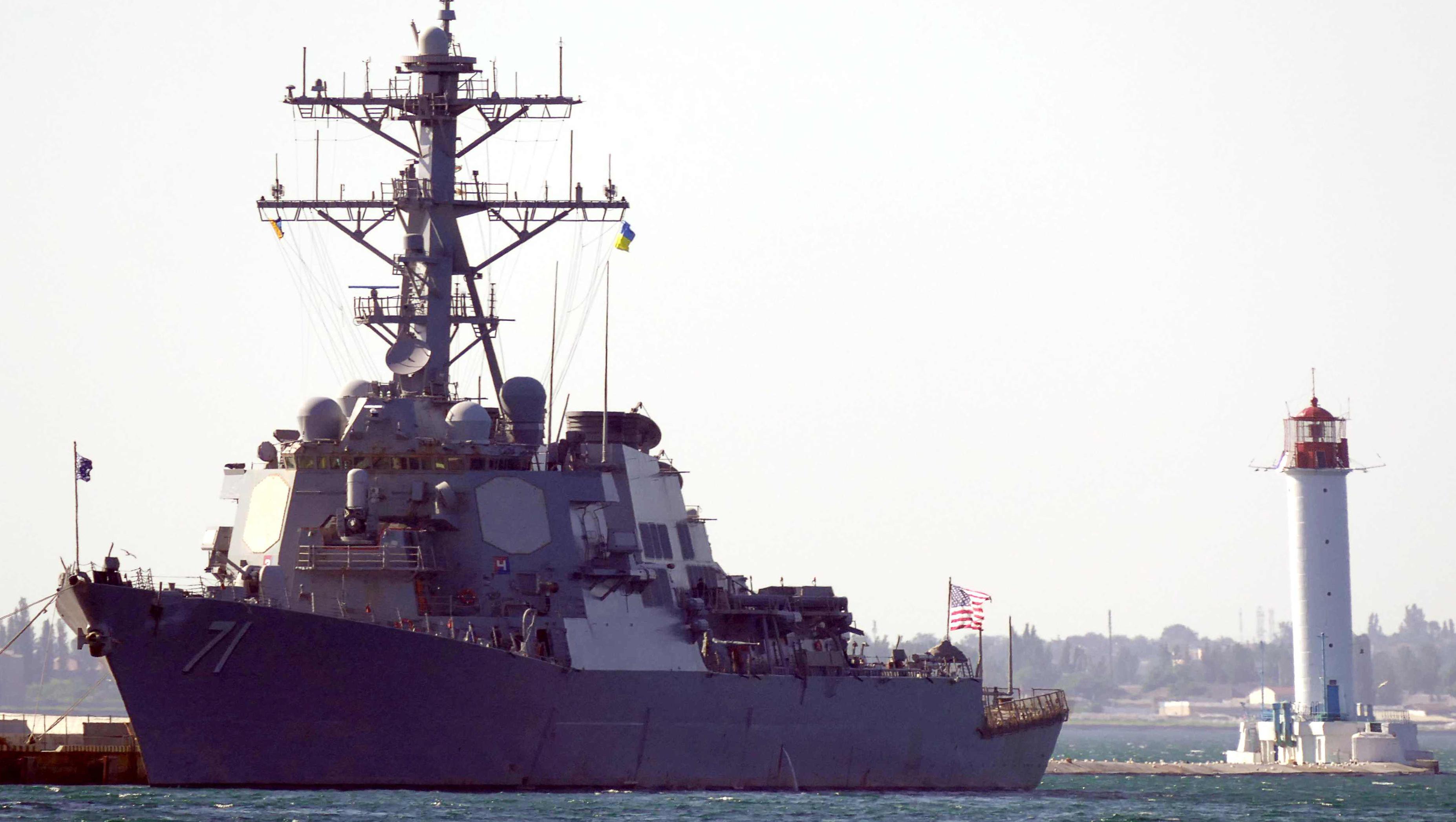 USA verteidigen Manöver im Schwarzen Meer, Russland sendet Warnung