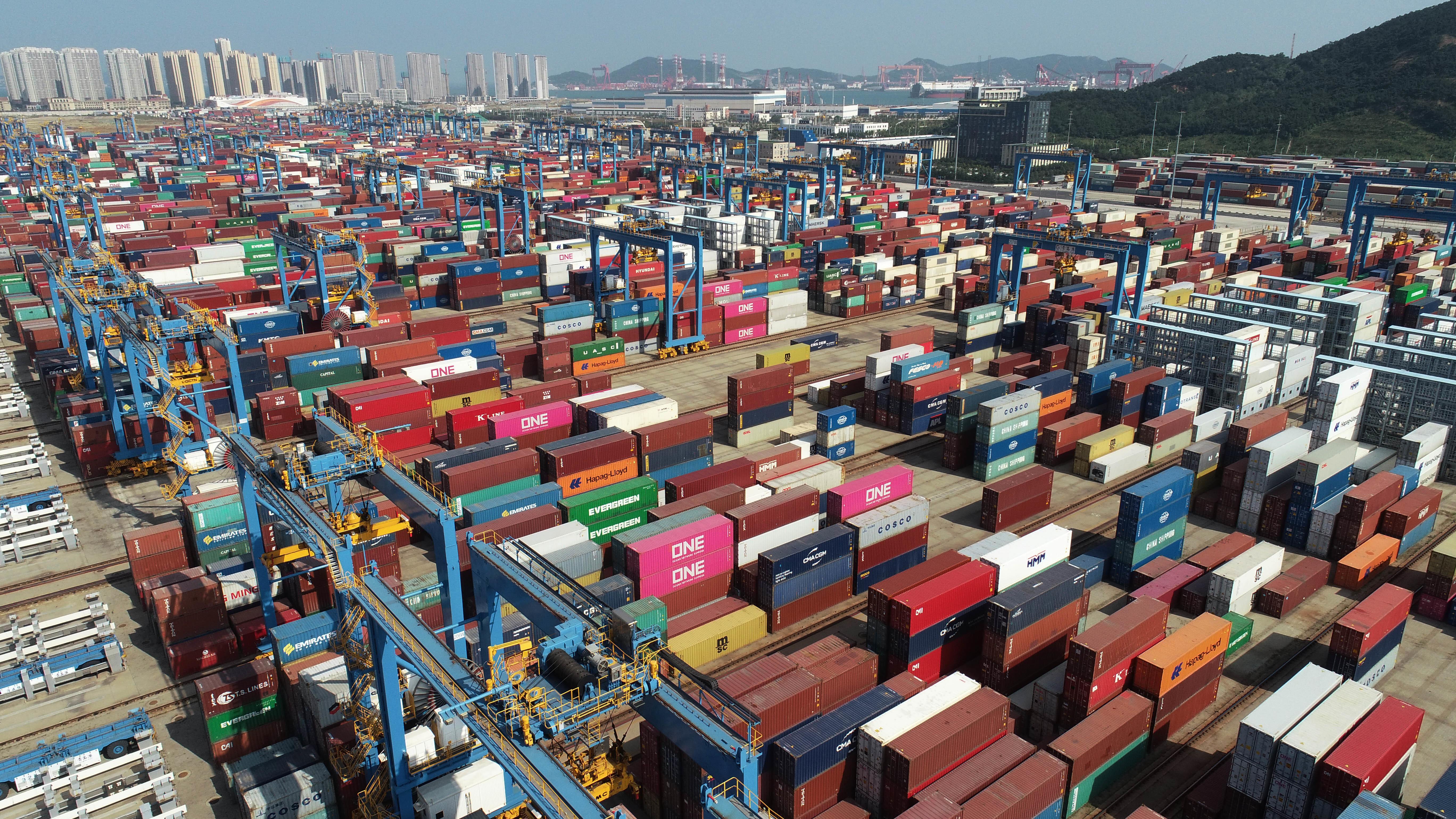 Corona-Boom: Chinas Handelsüberschuss steigt auf neuen Rekordstand