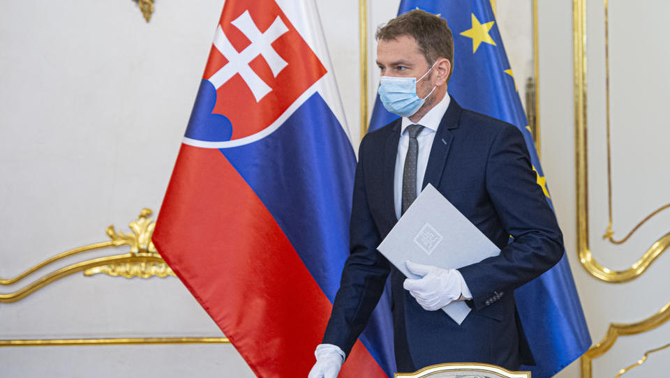 Richtig reagiert: Slowakei hat die wenigsten Corona-Toten