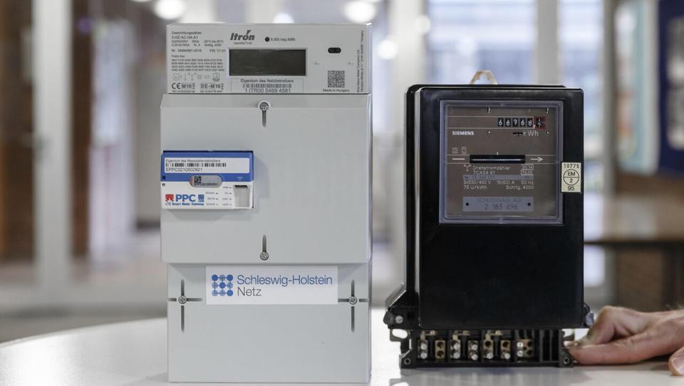 EON hat 20.000 neue intelligente Stromzähler eingebaut - und will weitere Milliarden Euro in die Technologie investieren