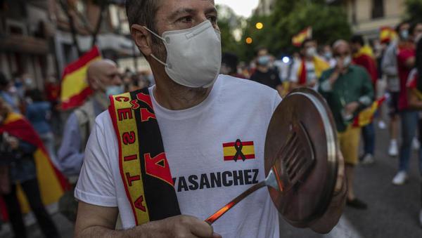 Spanien schreibt Schutzmasken auch im Freien vor: Virus-Ticker vom 20.05.
