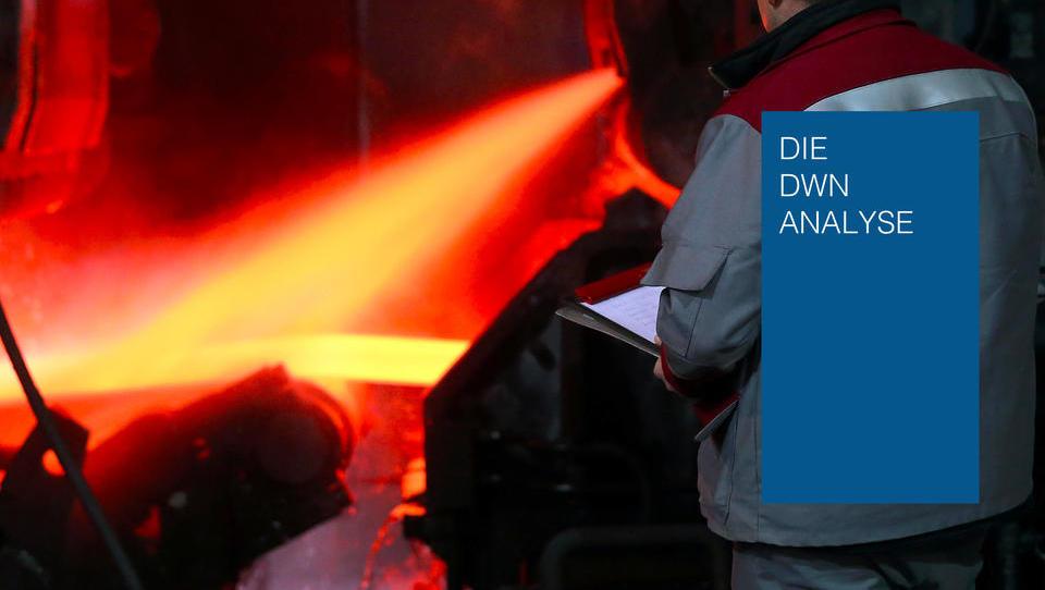 Die DWN-Analyse: Der ewige Kampf der deutschen Stahlbauer mit den US-Strafzöllen
