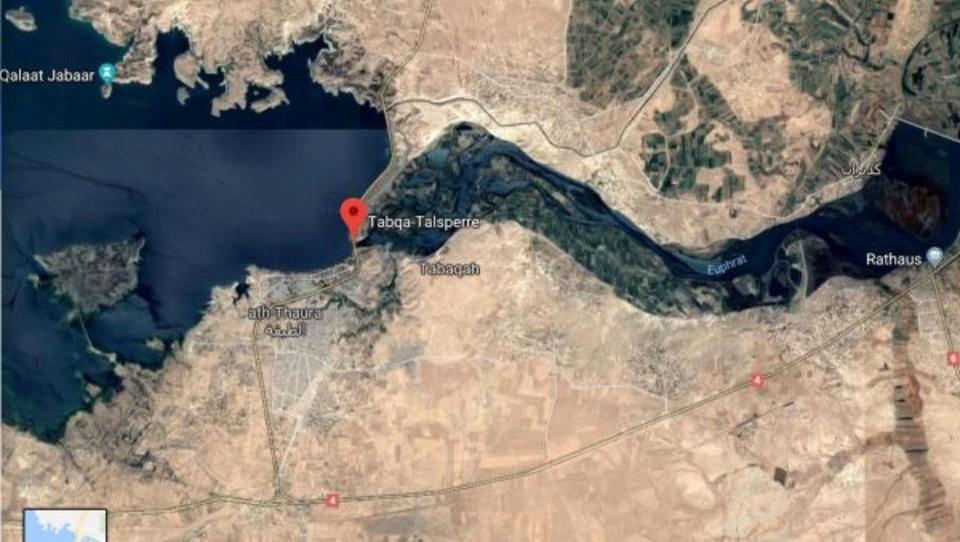 Kurden geben Wasserkraftwerk an Syrien zurück