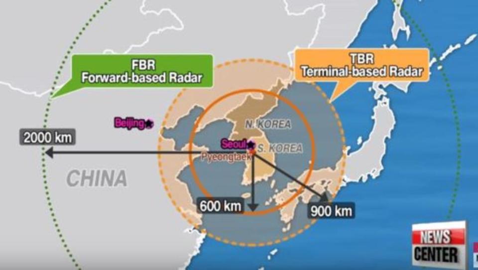 Raketen und Allianzen: USA erhöhen den Druck auf China