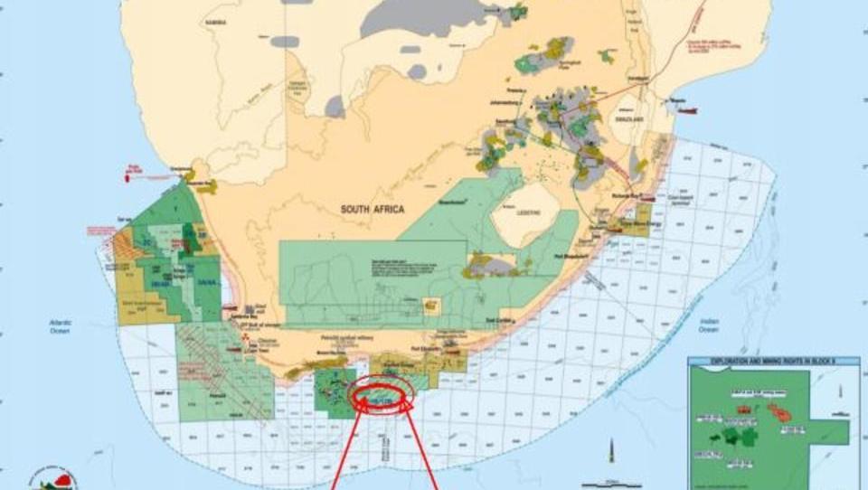 Total entdeckt Riesen-Gasquelle vor der Küste Südafrikas