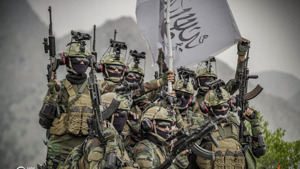 USA überließen Taliban Waffen im Wert von vielen Milliarden Dollar