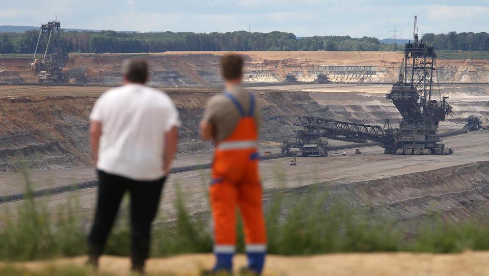 Tagebau Hambach soll eine gigantische Wasser-Batterie werden