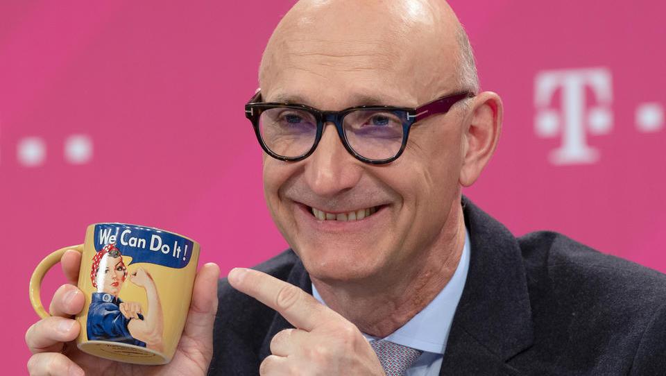 Bericht: Deutsche Telekom will T-Mobile kaufen: Neues aus der Firmenwelt vom 18.05.