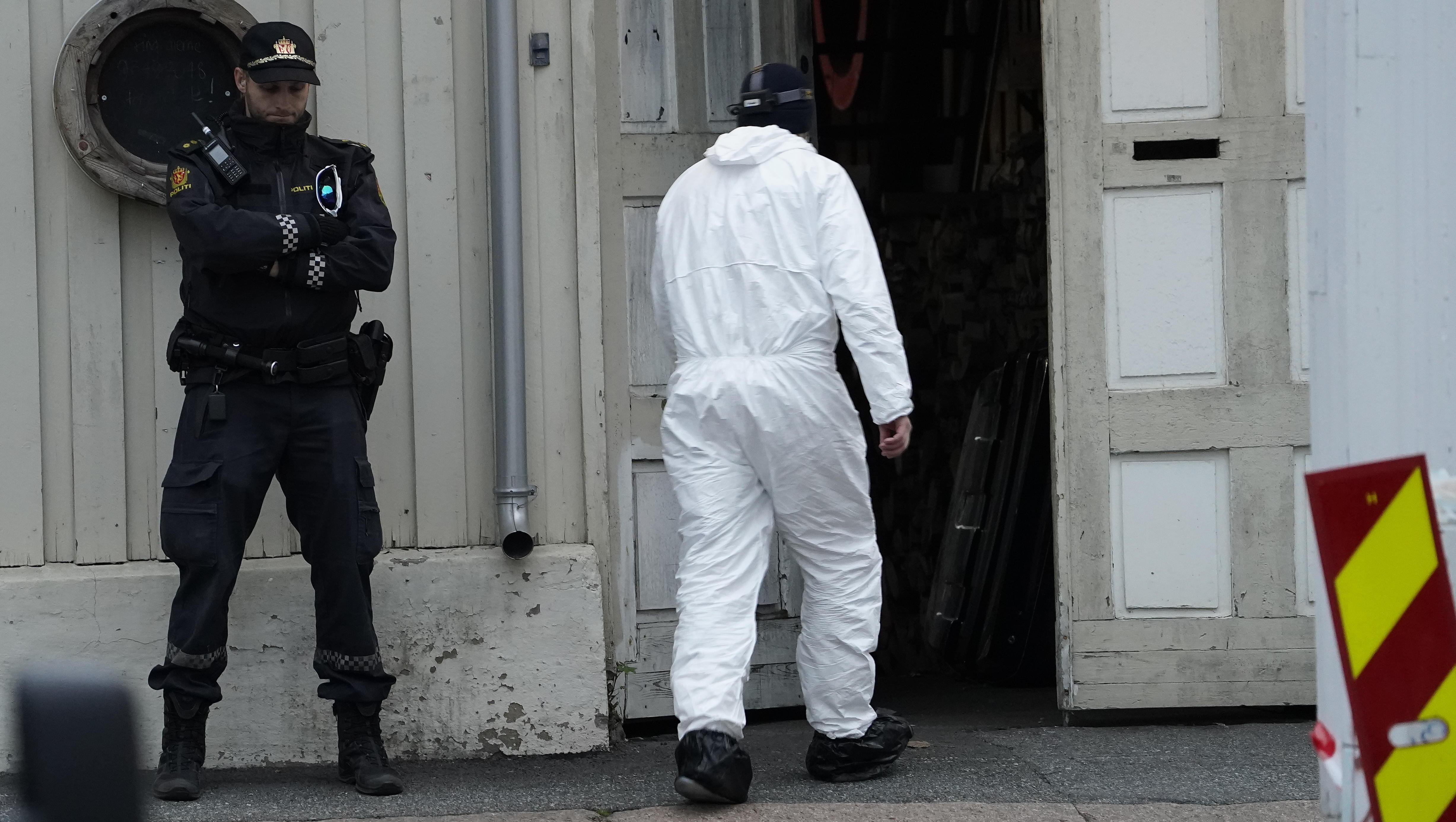Fünf Tote bei Anschlag mit Pfeil und Bogen in Norwegen