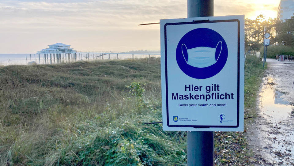 Touristen müssen Schleswig-Holstein bis 2. November verlassen