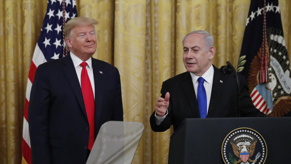 US-Präsident Trump für Friedensnobelpreis nominiert