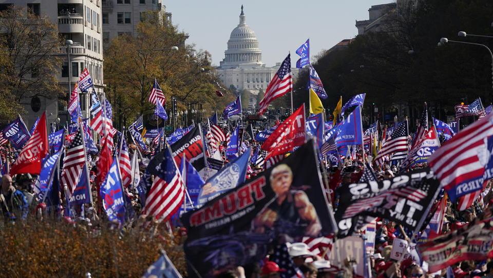 So könnte Präsident Trump noch weitere vier Jahre im Amt bleiben