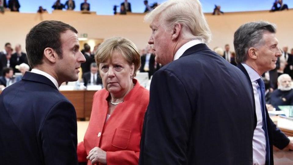 US-Regierung setzt im Handelskrieg auf Differenzen zwischen Paris und Berlin