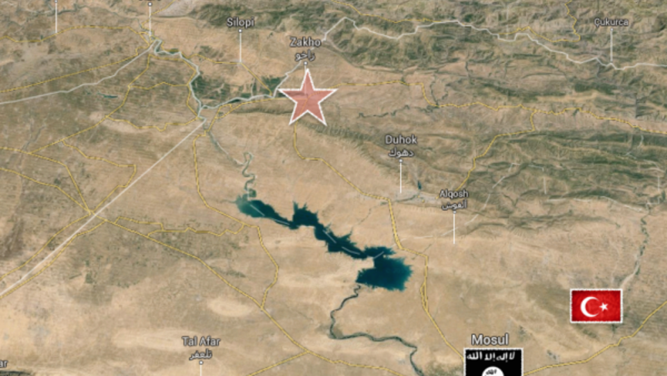 Sicherung der Öl-Geschäfte: Türkei plant Militär-Basis im Irak