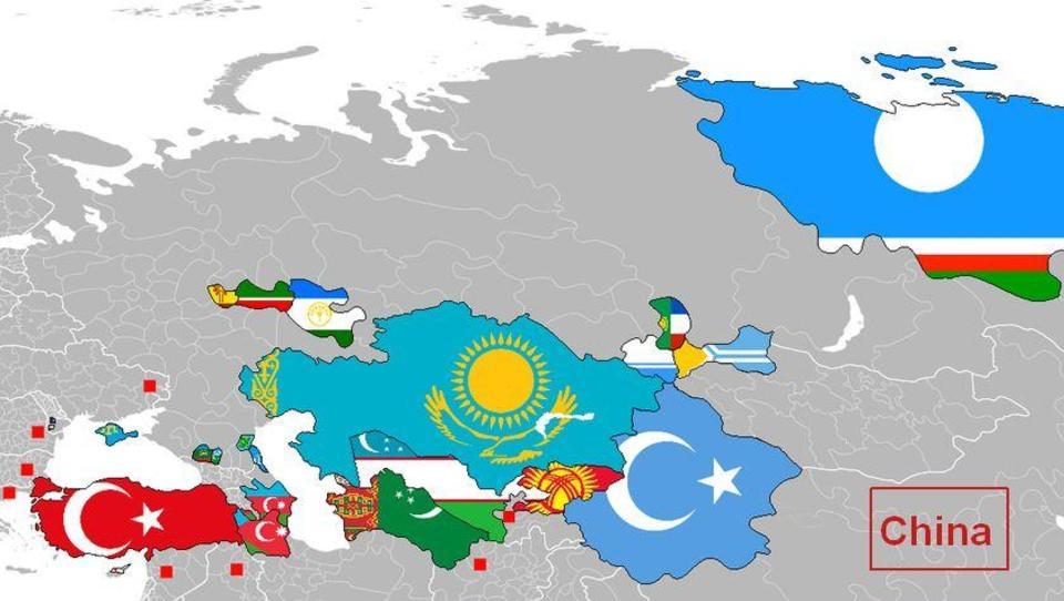 USA wollen die großen Turkvölker gegen China in Position bringen