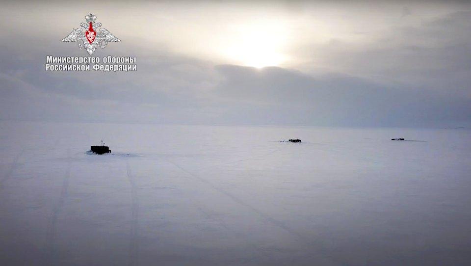 In der Arktis entsteht ein neues Schlachtfeld