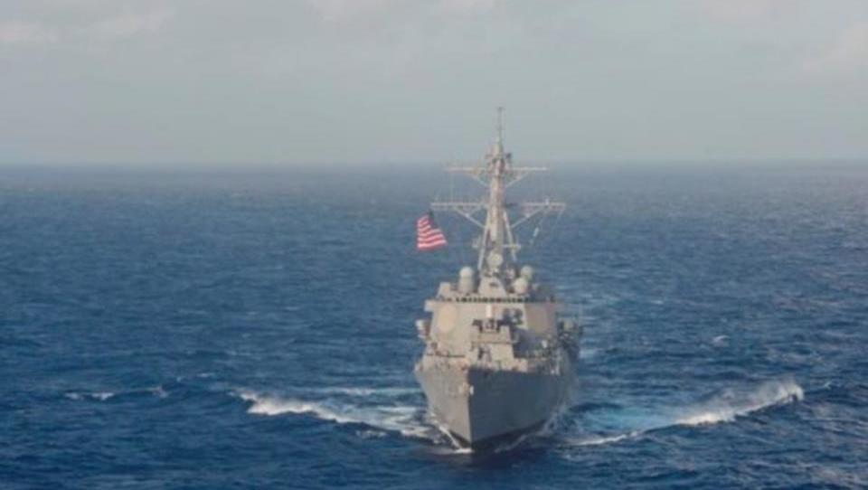 Peking nervös: USA platzieren Kriegsschiff vor chinesischer Insel
