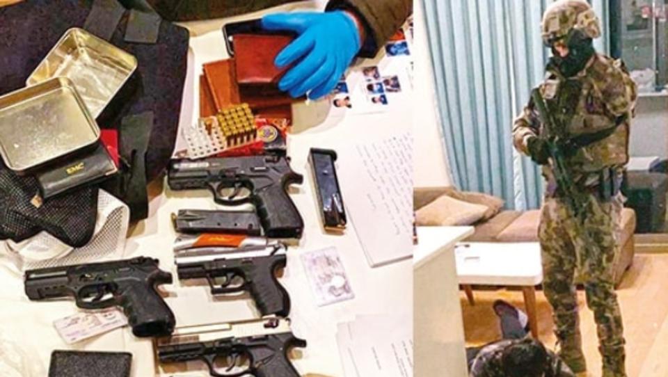 Groß-Razzia gegen russische Mafia in Istanbul