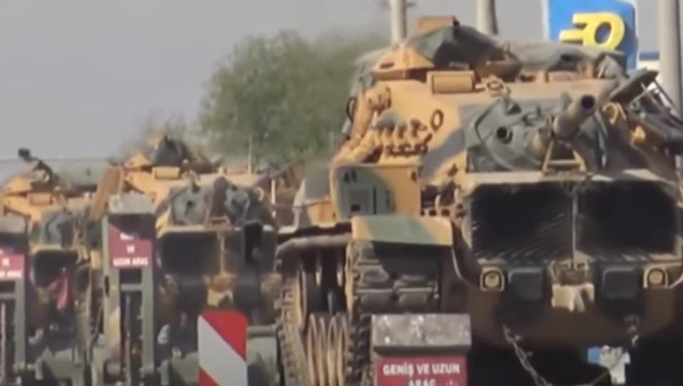 Gefährliche Falschnachricht richtig gestellt: Die Türkei verlegt keine Panzer an Grenze zu Griechenland