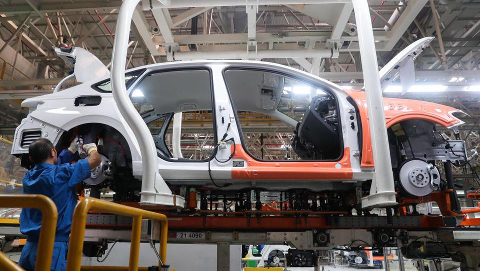 Autoproduktion ist schon vor Corona massiv aus Deutschland abgewandert