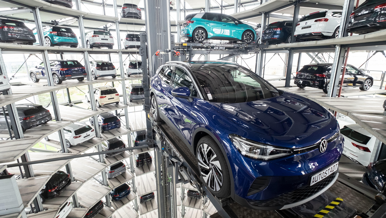 Volkswagen findet vorerst zurück in die Erfolgsspur