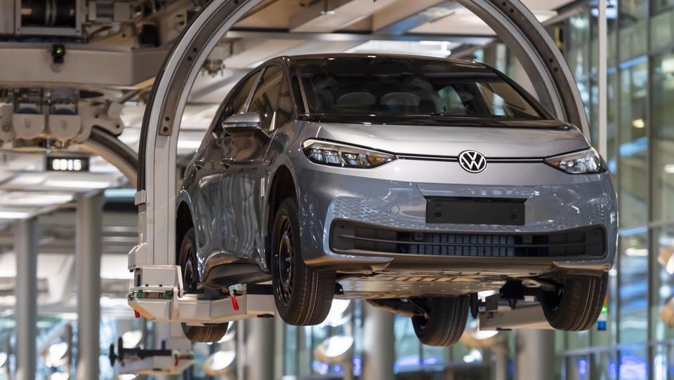Aktie von Volkswagen steigt um 9 Prozent - Was steckt dahinter?