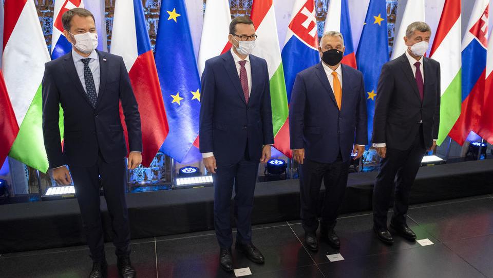 Visegrad-Staaten lehnen EU-Vorschlag zur Migration ab