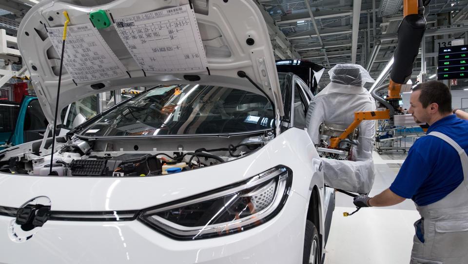 VW stellt Produktion ab Samstag weitgehend ein