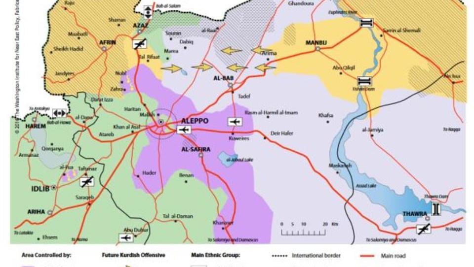 Kurden wechseln Fronten und kämpfen für Assad