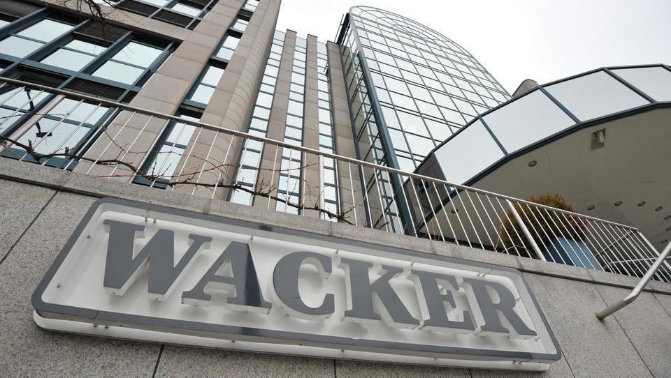 Trotz Corona: Wacker Chemie kocht weiter - genau wie die ganze deutsche Branche
