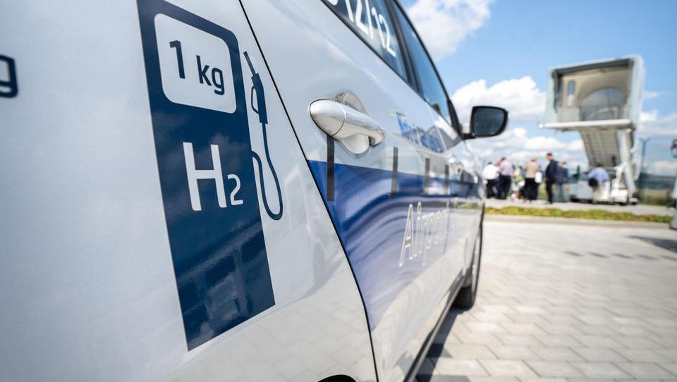 Internationales Wasserstoff-Startup liefert Tank-Technologie nach Arabien