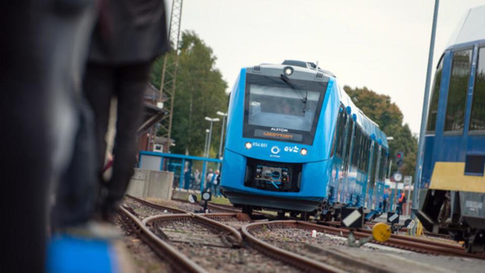Deutschland arbeitet bei Teststrecke für Wasserstoff-Züge mit Norwegens NEL zusammen