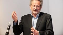 Werner Rügemer ist Publizist, Referent und Sachbuchautor. (Quelle: Standard)