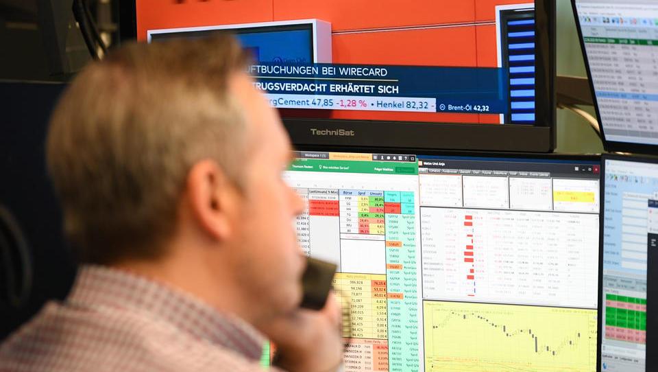 Hedgefonds machen Milliarden-Gewinn mit Wirecard-Pleite