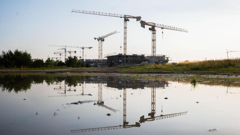 Wohnungsriese Vonovia nimmt nächsten Konkurrenten ins Visier