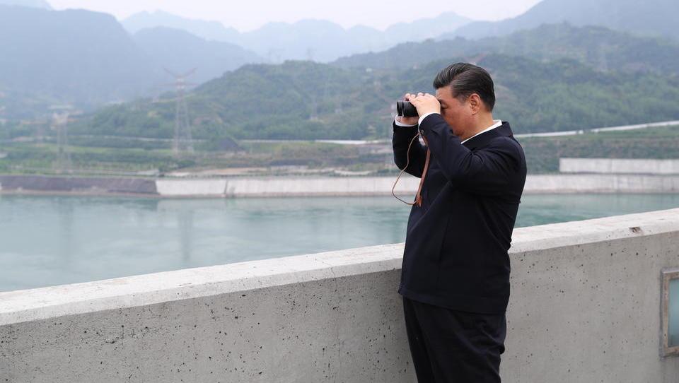 Chinas Staudämme kontrollieren die Wasserversorgung in Asien