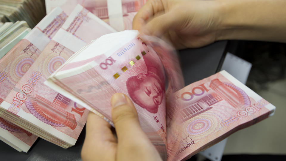 Ausfälle in Chinas Markt für Unternehmensanleihen mehren sich