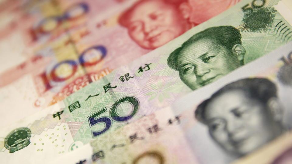 Starker Yuan: China sieht sich zu massiven Dollar-Käufen gezwungen