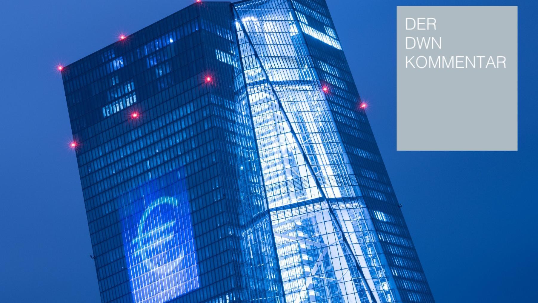 Wann werden die Zentralbanken endlich abgeschafft?