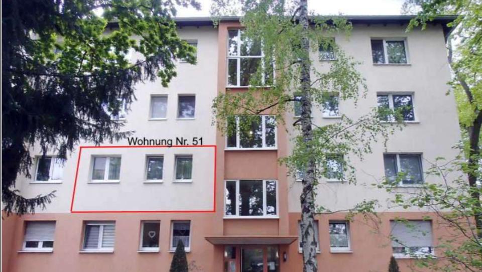 Super-Schnäppchen: Zwangsversteigerung in Berlin, Drei-Zimmer-Wohnung in Reinickendorf, Verkehrswert 175.000 Euro