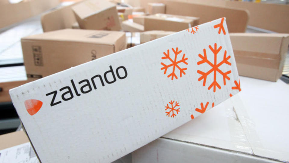 Zalando setzt auf nachhaltige Produkte und schraubt Prognose nach oben