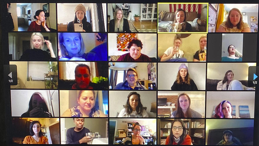 Auf Wunsch Chinas: Video-Plattform Zoom blockt Hongkong-Aktivisten